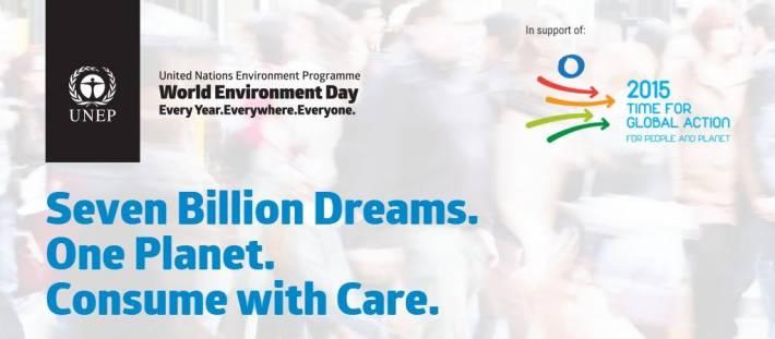 НҮБ-ын Ерөнхий нарийн бичгийн дарга Бан Ги Мүн-ий Дэлхийн байгаль орчны өдөрт зориулсан илгээлт