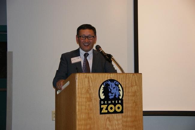 МБОИЗ-ийн НП-ийн гишүүн, Доктор С.Амгаланбаатар 2016 оны 10-р сард АНУ-ын Денверийн Зоологийн сангаас олгодог байгаль хамгаалах салбарын олон улсын 2016 оны шагналыг хүртэв