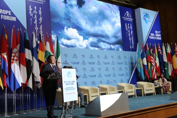 Ази, Европ түмний иргэний чуулган үргэлжилж байна
